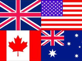 Países que hablan ingles