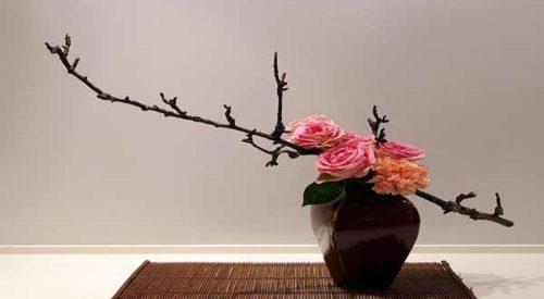Ikebana Arreglo Floral Japones El Mundo Infinito