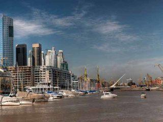 ¿Por qué Buenos Aires es la capital de Argentina?