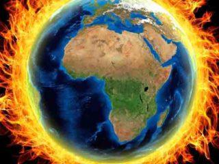 ¿A qué se le llama calentamiento global?