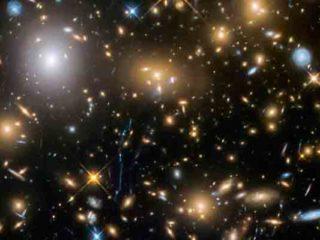 ¿Qué cuerpos componen las galaxias?