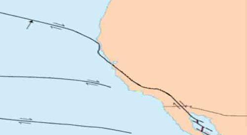Falla de San Andres – Características, ciudades por donde pasa